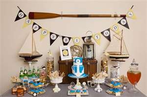 Image Search Results for Nautical theme party ideas