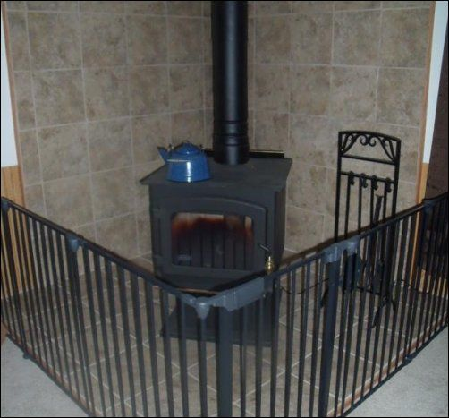 17 Best Images About Decor Ideas For Wood Stove Heaters On