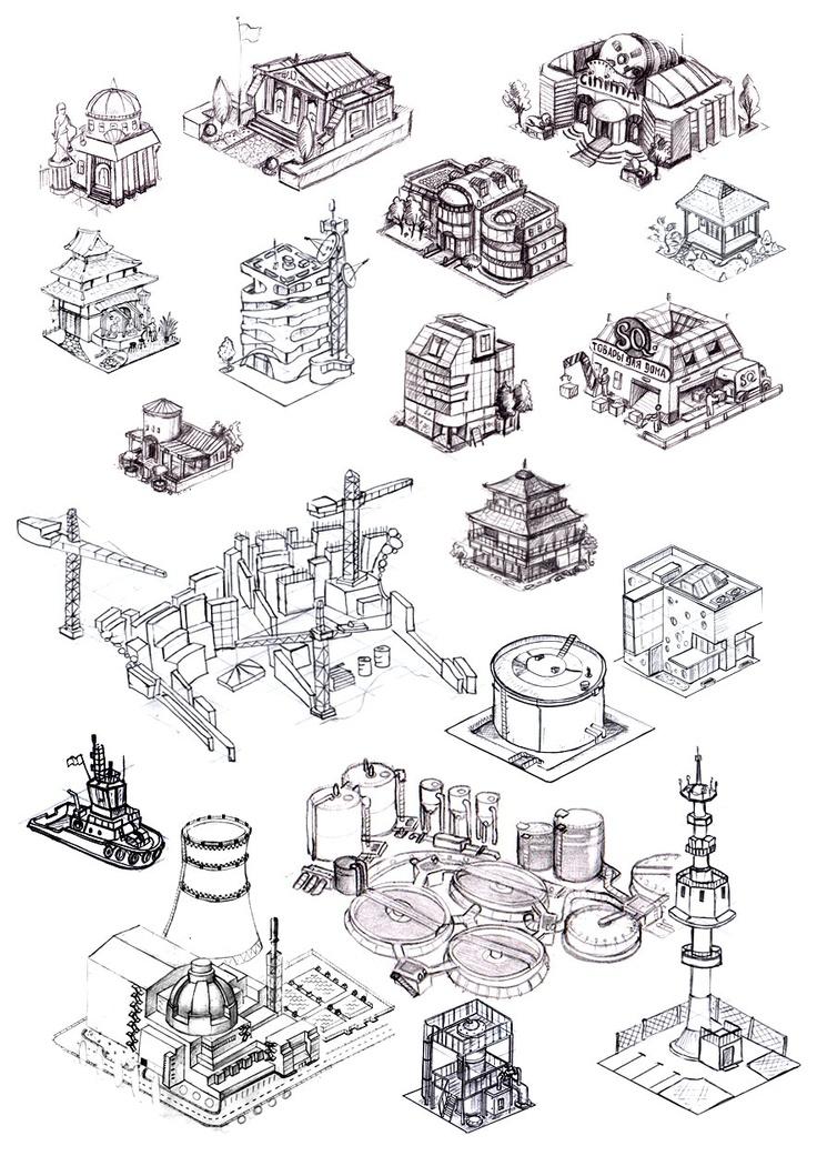Sketching - Game Design