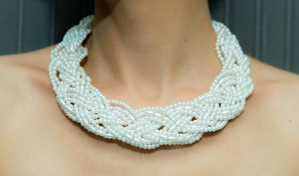 3 in 1... #necklace #belt #hairband http://www.sashaccessories.ro/?p=4287