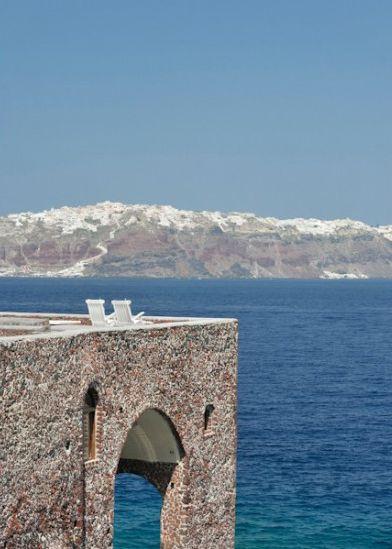 Tie the knot! Agean Sea, Perivolas hideaway Location: Greece, Island ofTherassia  www.stellaandmoscha.com