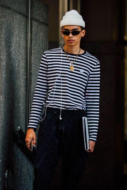New York Menswear Shows Street Style 2017   British Vogue