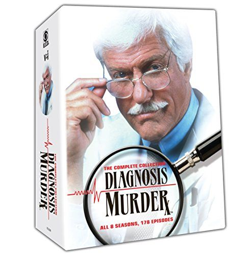 Diagnosis Murder: Complete Series Collection