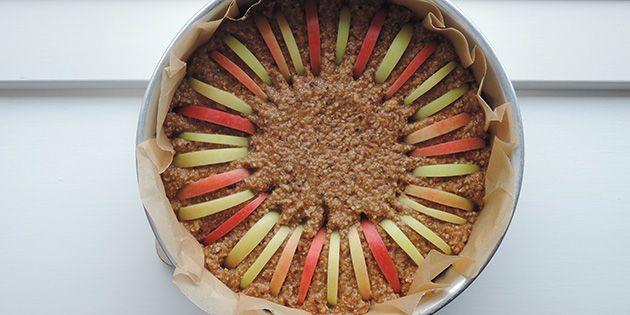 Sund æblekage