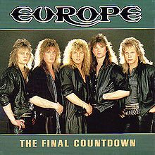 Final Countdown... My theme song for the end of the school year! One day left!