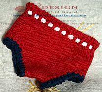 0007D TUVA strikkeoppskrift dukkeklær Design: Målfrid Gausel