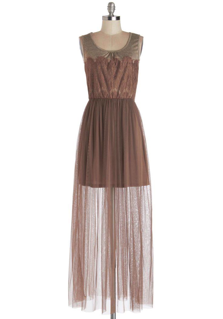 Bohemian Elegance Dress, #ModCloth