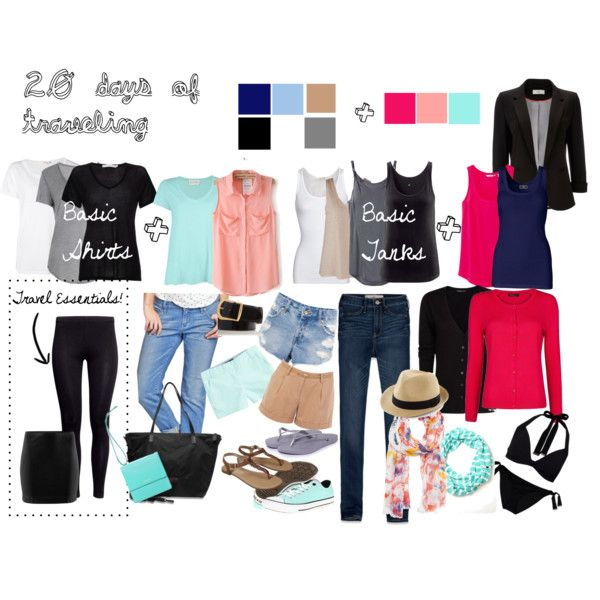 """""""20 Days of Traveling"""""""