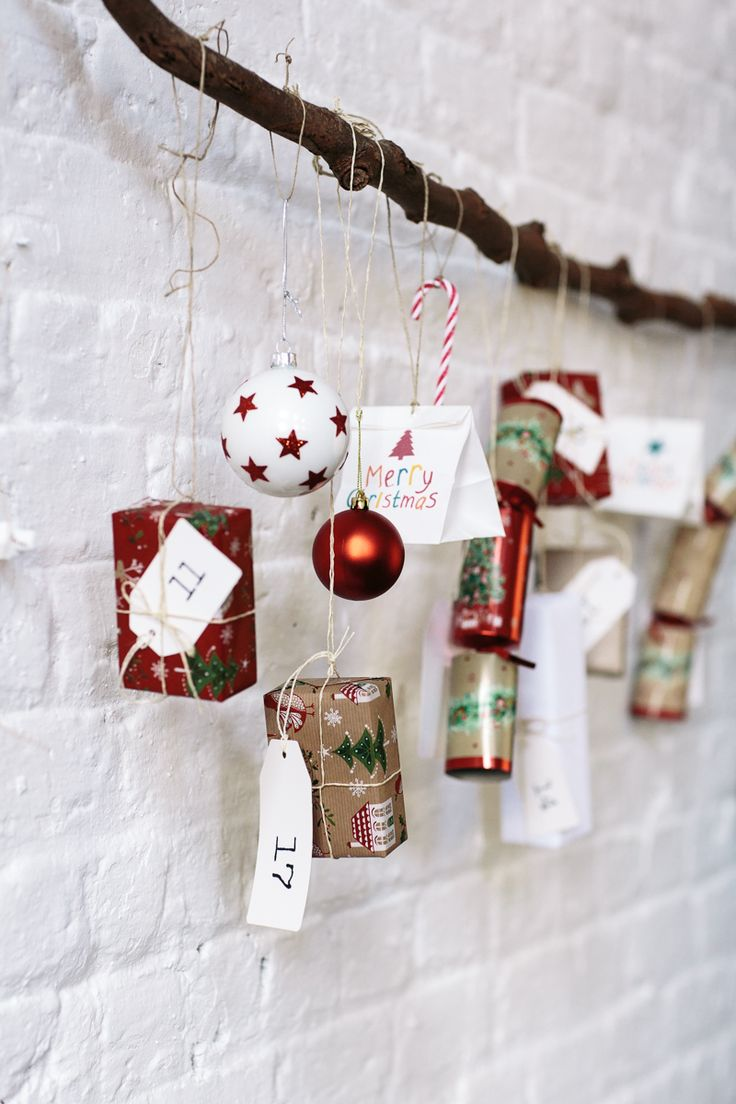 Get creative and have some fun with the kiddies this Christmas by making your very own #DIY Advent Calendar!