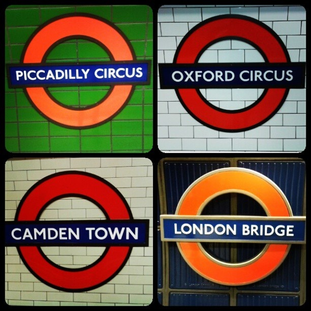 Instagram photo by @Lady Muu via http://mapa-metro.com/en/England/London/London-Underground-map.htm   London Underground, The Tube  London Underground, also known as the tube is the best way to get around and explore the city. The metro covers most areas of the city. London Underground has 13 lines (including the Doklands Light Railway, DLR) and 275 stations.