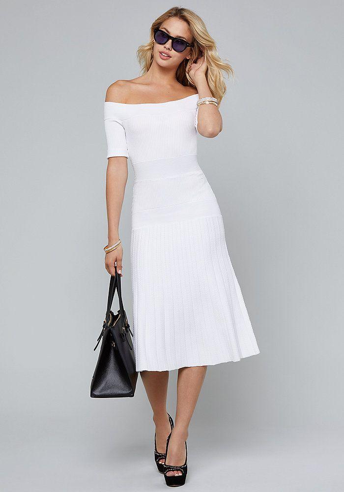 76f812ccd6be bebe Tatiana Dress | Dresses | Dresses, Fashion, Little white dresses