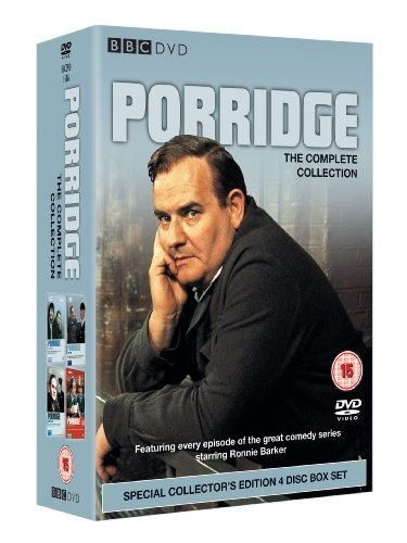 Porridge - The Complete Series Box Set (Series 1, 2, 3 and The Christmas Specials) DVD ~ Ronnie Barker, http://www.amazon.co.uk/dp/B000WAPBS4/ref=cm_sw_r_pi_dp_x4MSrb1D2VKVP