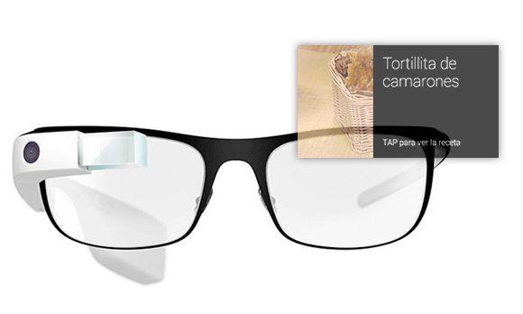 Llega la primera app de recetas diseñada para las Google Glass - Profesional Horeca.