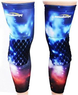 Coolomg Basketball Knee Pads Top 10 Best Basketball Knee Pads In