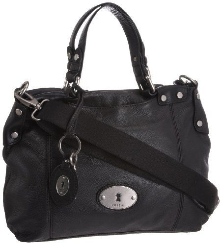 damen leder Handtaschen FOSSIL WOMEN BAG WOMAN MADDOX SATCHEL BLACK ZB4506001 Fossil, http://www.amazon.de/dp/B004MDKSBM/ref=cm_sw_r_pi_dp_6YZCtb1HTEH0T
