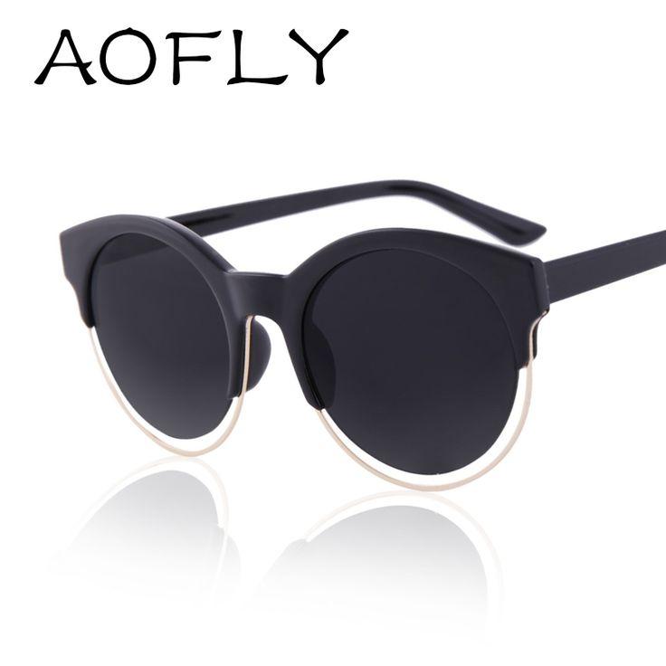 Cheap Aofly mujeres de moda SIDERAL marca de diseño gafas de estilo Retro de la estrella ronda ojo de gato espejo gafas de sol gafas de sol UV400 AF2103, Compro Calidad Gafas de Sol directamente de los surtidores de China:                                    Mujeres de la manera aofly sideral marca de diseño de gafas retro estilo