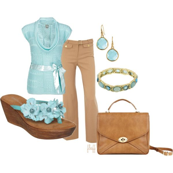 camel, created by fluffof5 on Polyvore