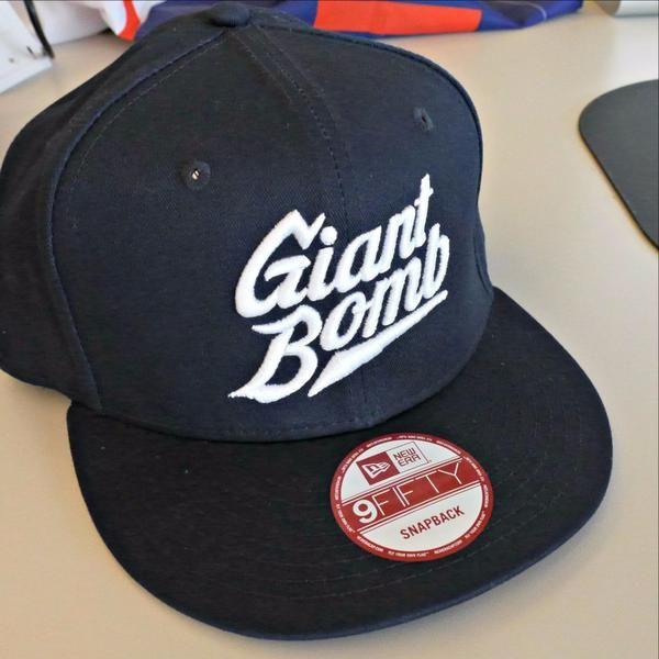 Giant Bomb Logo Hat