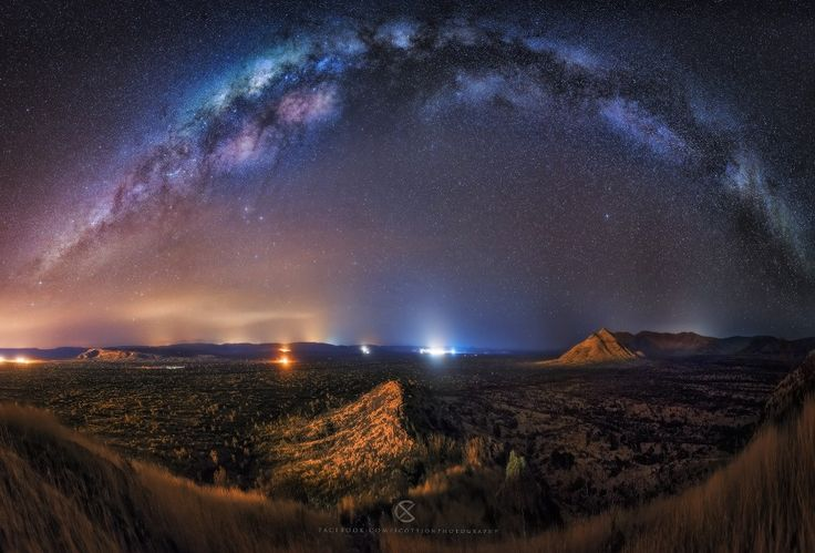 Karajini National Park, Australia.
