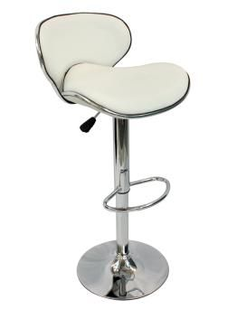 2 x PU Leather Stools for $109