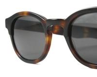 Vintage tortoise shell Epos Milano sunglasses.