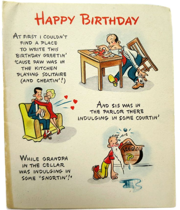 107 best images about Vintage Birthday Cards – Vintage Birthday Cards