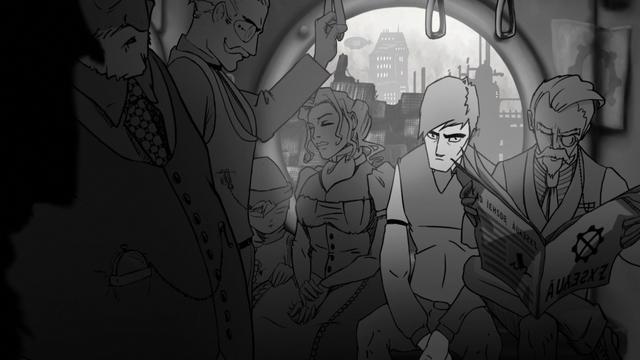 Dystopia by Animation School Hamburg. Ein weiterer Abschlussfilm von 2011, von Daniel Leyva, Esteban Fernàndez Dagach und Dieter Schindler. #Steampunk