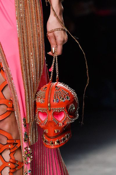 skulls have never looked better!!  Manish Arora.