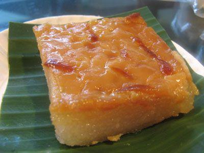 Cassava cake recipes filipino style