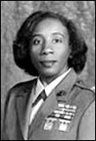 October 1,1997 Gilda Jackson, a Special Projects Officer at Cherry Point, NC, received her promotion to Marine Colonel on this date, becoming the first Black woman to hold an O-6 rank in Marine Corps history.