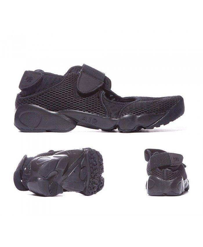 d29c7980ec9e Nike Air Rift Breathe Trainers Black S92254