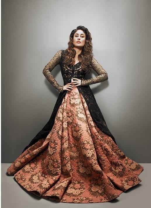 Kareena Kapoor Khan's Photoshoot in Sabya for Femina