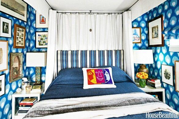 17 tiny bedrooms with huge style cobalt blue beautiful 1000 ideas about cobalt blue bedrooms on pinterest blue