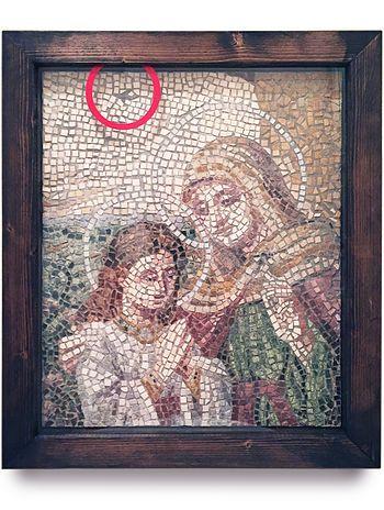 Contemporary Ancient Mosaics by artist Jim Bachor