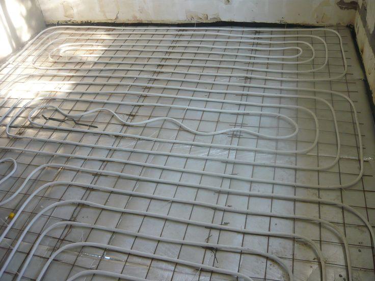 Szakszerű padlófűtés kivítelezés Budapest összes kerületében