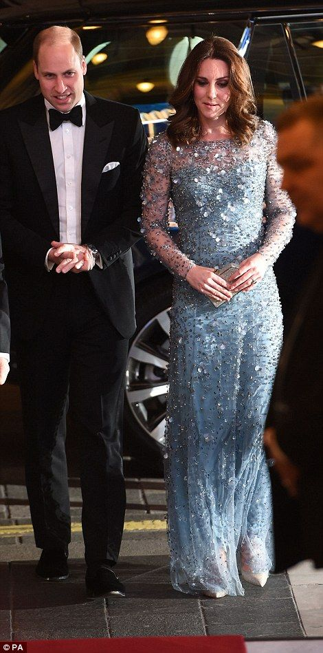 The couple last attended the event in 2014 when Kate, who was then pregnant with Princess ...