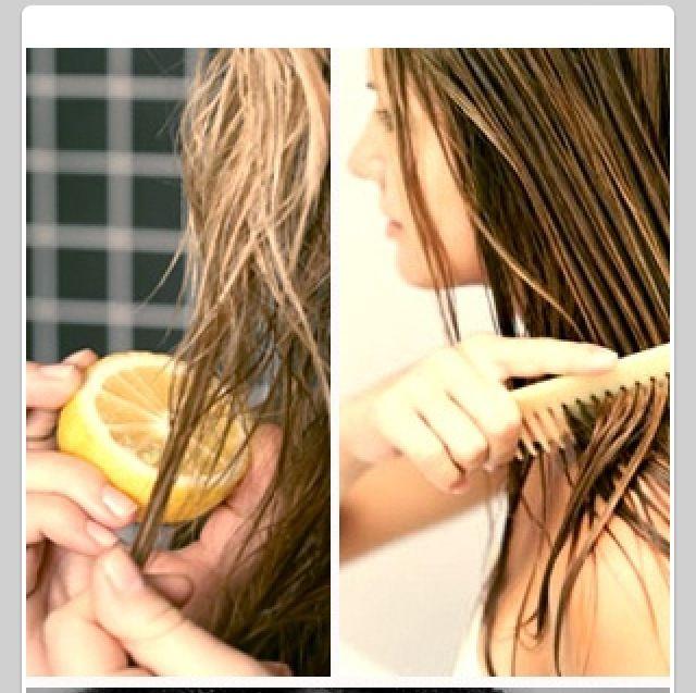 How to highlight your hair with lemon juice hairs picture gallery how to highlight your hair with lemon juice hd photo pmusecretfo Images