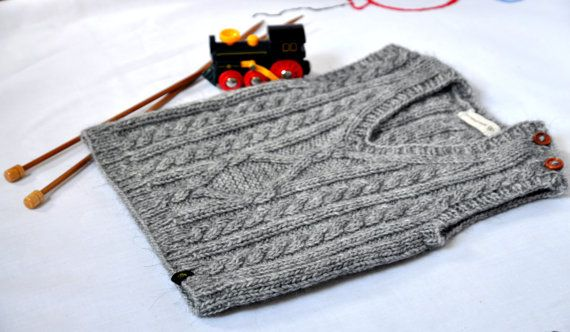 Gilet bambino/ maglia per bambini/ vestiti per bambini di EvMik