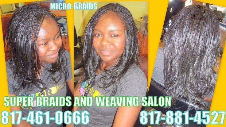 83 best MICRO BRAIDS images on Pinterest   Micro braids ...