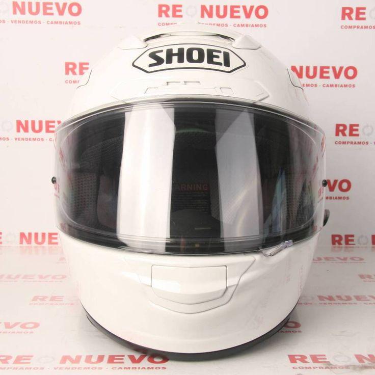 Casco INTEGRAL de moto SHOEI nuevo a estrenar E282862   Tienda online de segunda mano #tiendarenuevo #casco #moto