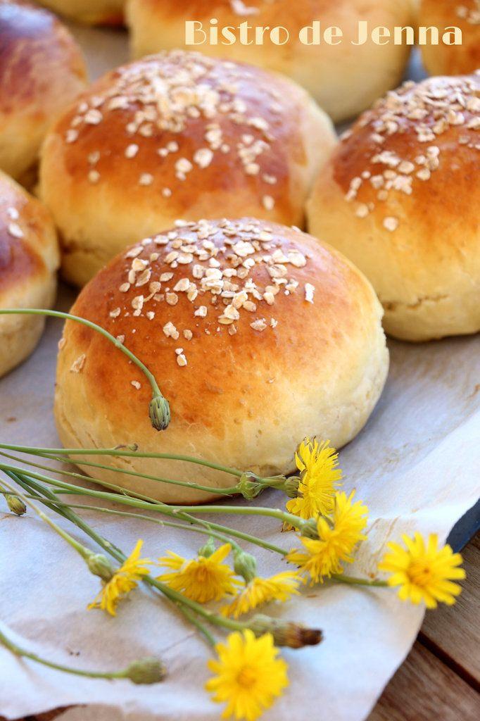 Petits pains au beurre - Bistro de Jenna