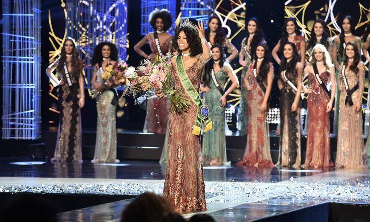 Raissa Santana, do Paraná, foi eleita a Miss Brasil 2016. Raissa, de 21 anos, é modelo e estudante de Marketing. Ela é a segunda negra a vencer o concurso. A primeira foi a gaúcha Deise Nunes, em 1986, há 30 anos Lucas Ismael/Be Emotion
