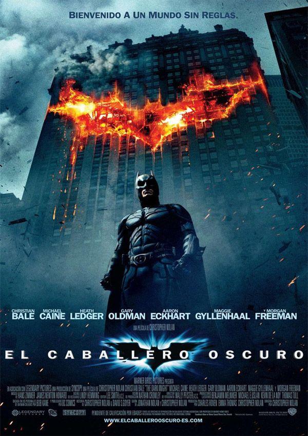 El caballero oscuro, de Christopher Nolan (2008)