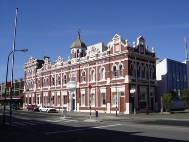 Invercargill, New Zealand (South Island)
