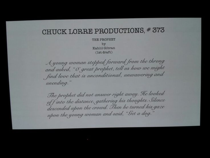 Chuck Lorre #373