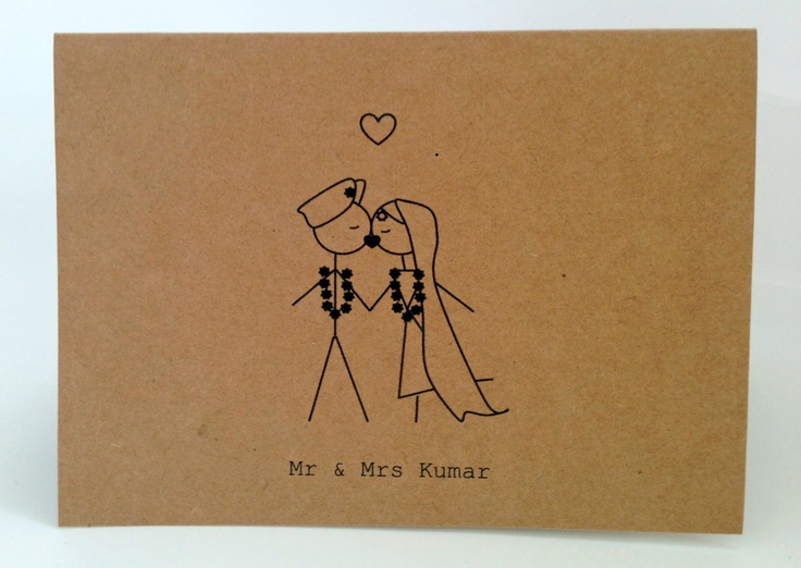 Stick Figure Wedding Invitations: 36 Best Images About Stationary On Pinterest