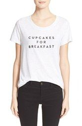 Milly 'Cupcakes for Breakfast' Tee