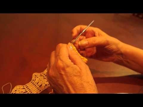 Как заменить петли подъема при вязании крючком (how to replace the lifting loop with crochet) - YouTube