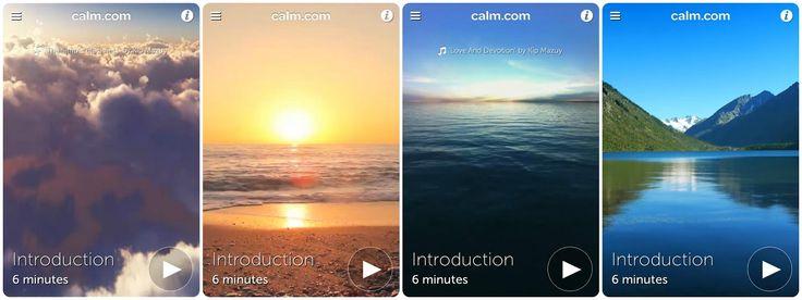 app para relaxar