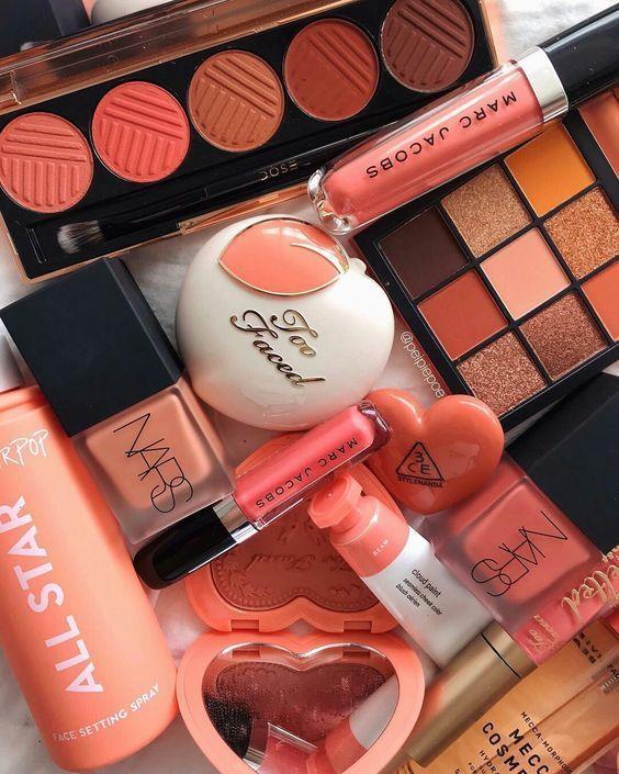 Sanduhr Kosmetik, Roségold Make-up Beauty, Beauty…